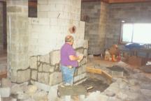 1994 fireplace stone011