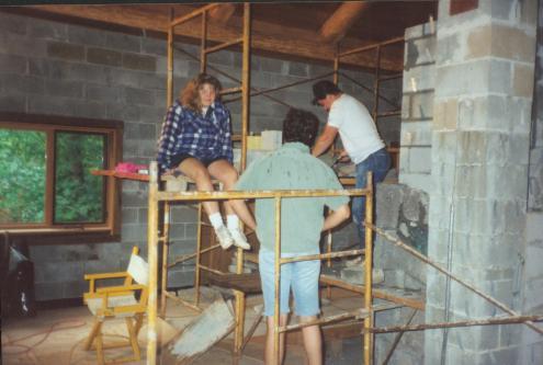 1994 fireplace stone016